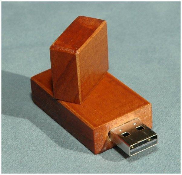 Как сделать самому USB флешку