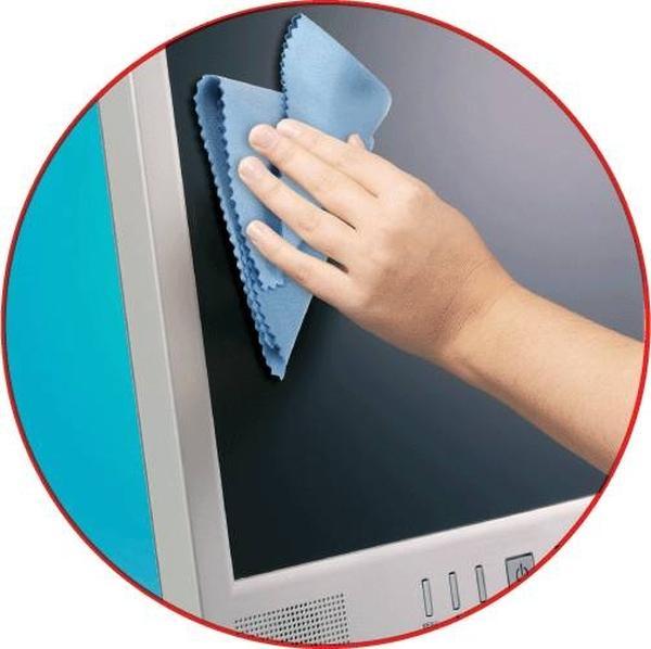 Чем почистить монитор компьютера в домашних условиях