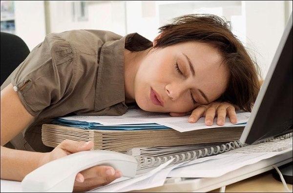Как бороться с сонливостью?