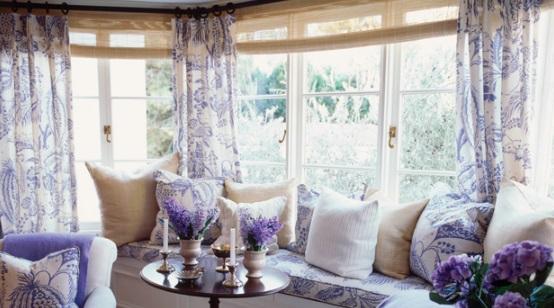 Как украсить интерьер окна