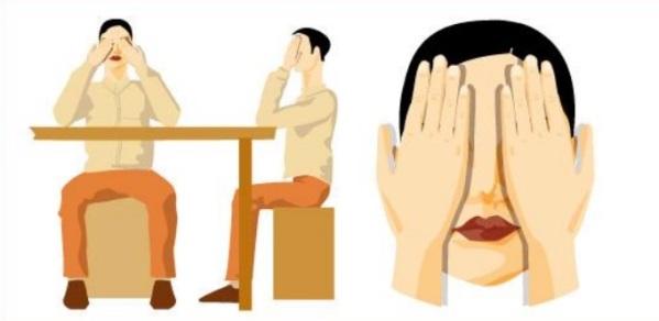 Как улучшить здоровье глаз с помощью пяти простых упражнений