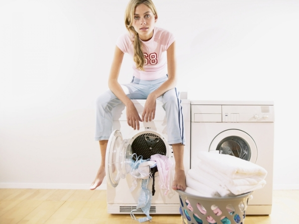 Как удалить плесень с одежды