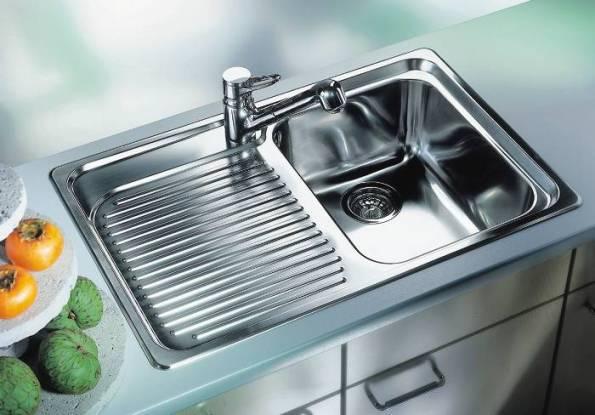 Как освежить слив кухонной мойки