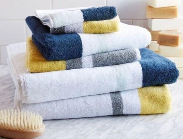 Как сделать полотенца пушистым